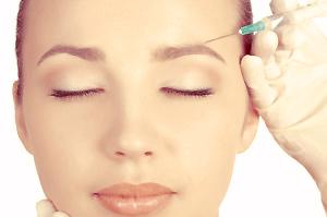 Behandeling met Botox