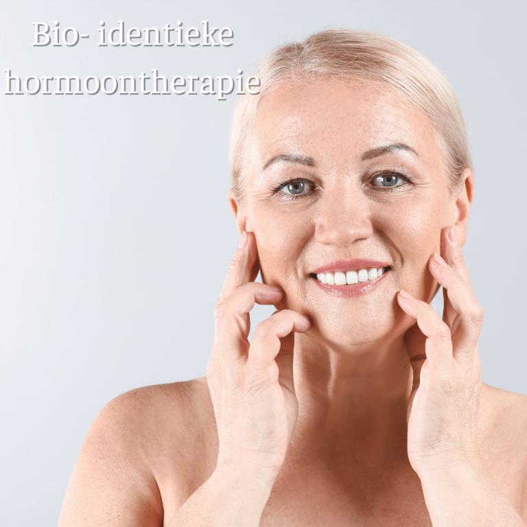 Bio-identieke hormoontherapie
